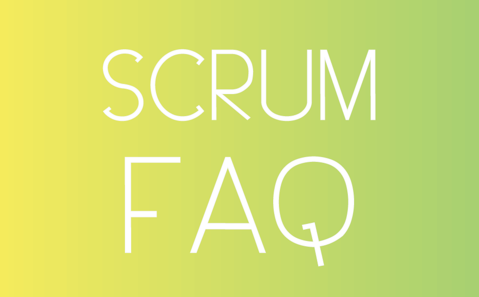 Scrum-FAQ