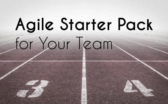 Agile Starter Pack