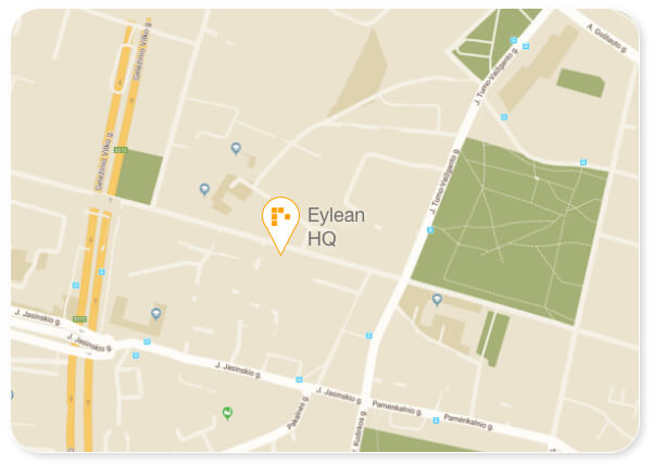 Eylean office map contacs